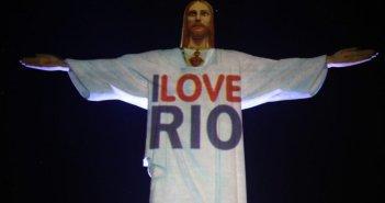 I LOVE RIO e Cristo Redentore