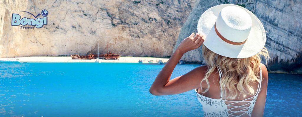 Vacanze in Grecia, è boom di italiani