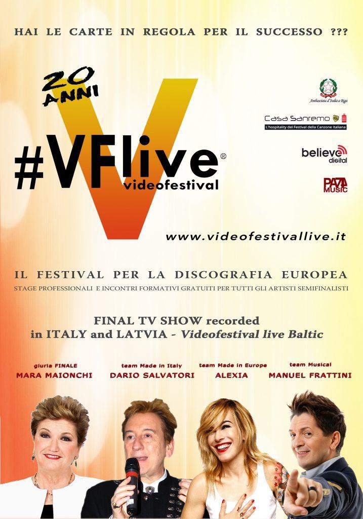 Il Festival della Discografia approda in Europa, iscrizioni gratuite per i giovani artisti