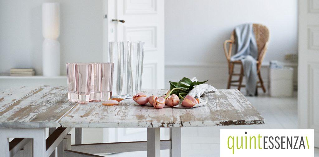 E' on line Quintessenzadesign.com, ecommerce di Home Design italiano