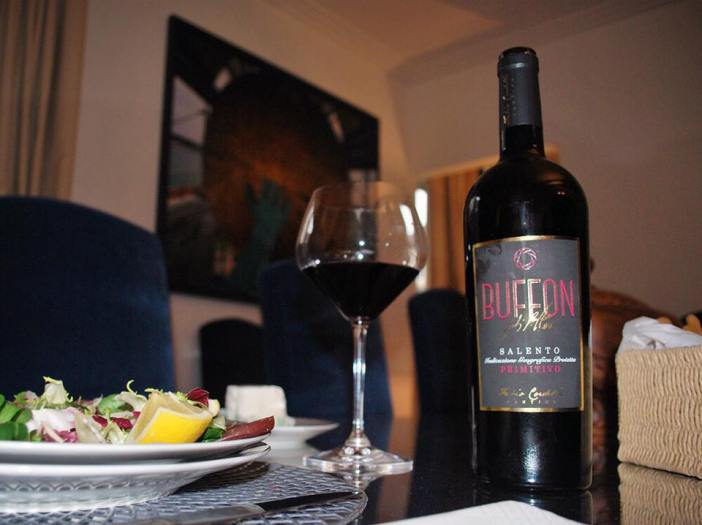 Vino Buffon, il primitivo di Puglia prodotto dal portiere Gigi Buffon
