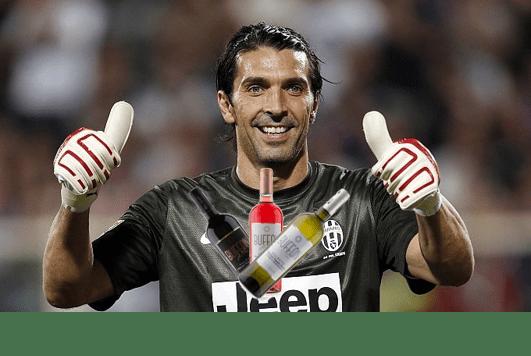 Gigi Buffon, il portierone nazionale, si dà alla produzione di vini pugliesi
