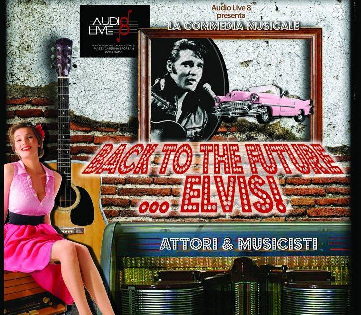 A Roma ritornano Elvis e la sua musica con