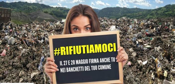 Al grido di #Rifiutiamoci parte la mobilitazione del Pd in tutta la Provincia di Roma