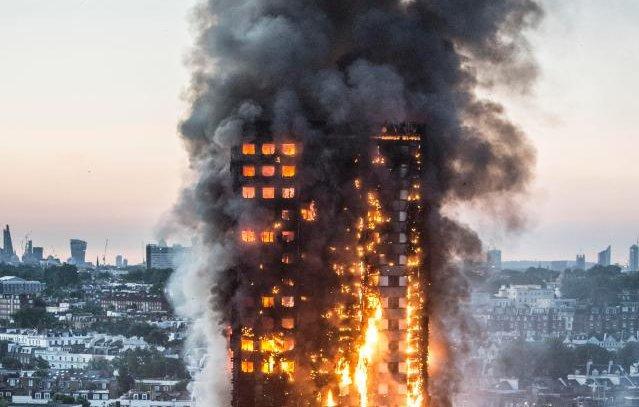 L'analisi forense dell'incendio alla Grenfell Tower di Londra: il parere dell'esperto