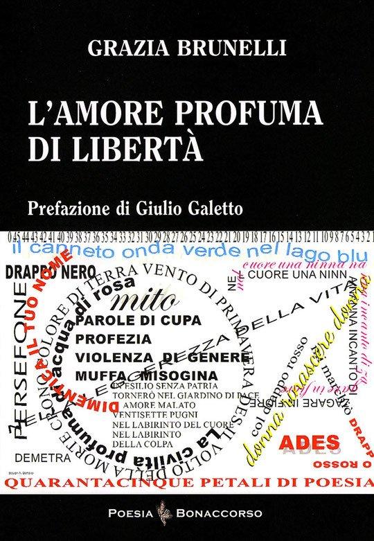 """""""L'amore profuma di libertá"""", la poesia contro la violenza sulle donne"""