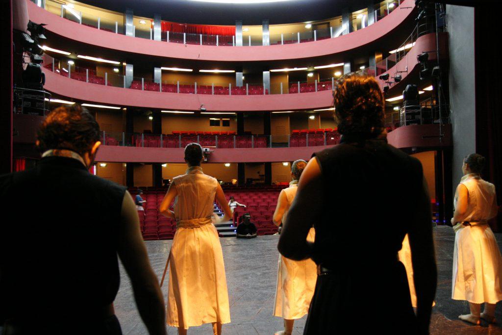 L' Accademia Teatrale di Roma dà il via alle audizioni per il 2017/18