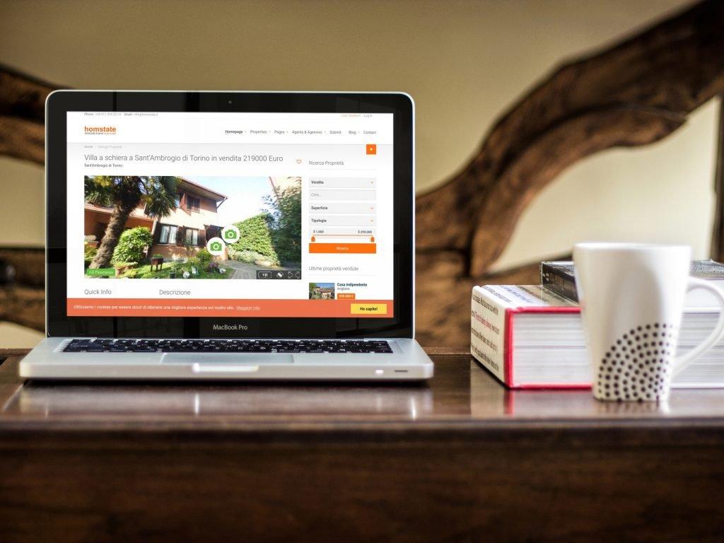 Immobiliare, adesso la casa si compra online