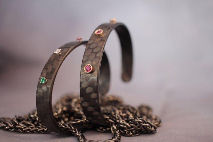 Moda, nasce il gioiello sportivo firmato Carbon Jewelry.