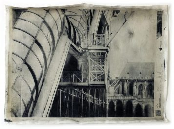 Cathedrals. Resinotipia