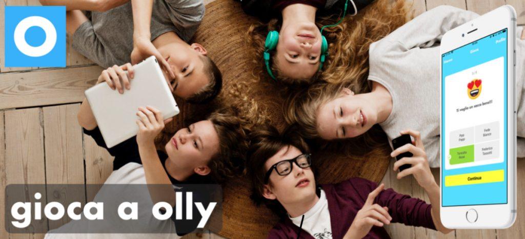 Cyber bullismo: arriva Olly, l'App per confidarsi tra amici di scuola