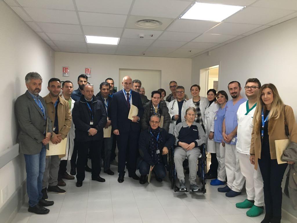 In attesa di Papa Francesco personalità e Ministri argentini in visita a San Giovanni Rotondo