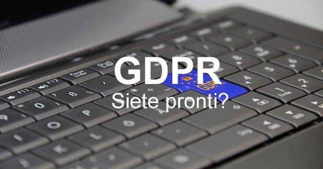 Conto alla rovescia per GDPR e Privacy: pronta solo 1 azienda su 10