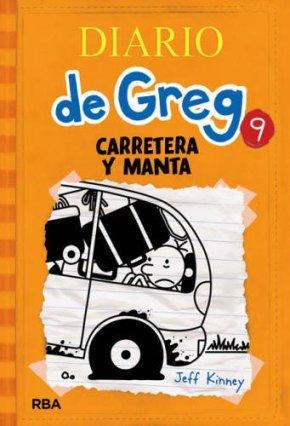 8. Diario de Greg 9 carretera y manta