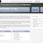 El Arxiu Municipal de Barcelona presenta su catálogo en línea con MediaSearch