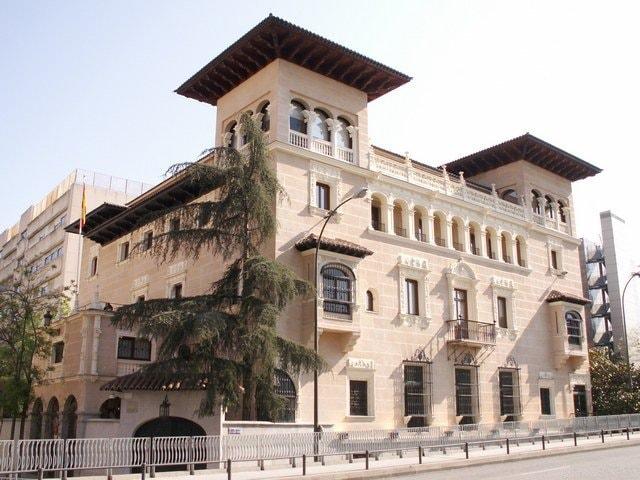 Palacio de los marqueses de Bermejilla del Rey
