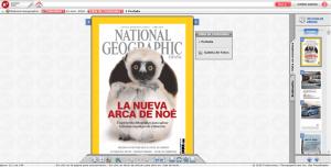 Quiosco digital de las bibliotecas públicas de Madrid - Revista National Geographic