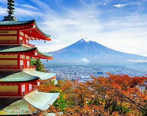 Pagoda japonesa