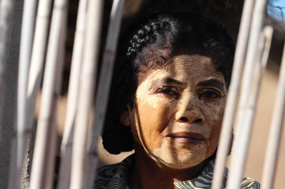 Retrato: Madgacar