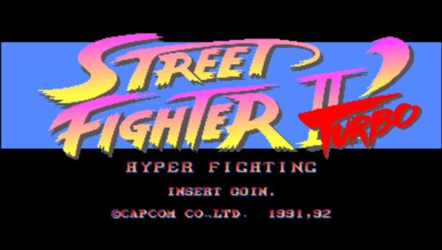 Fighting Fighter Hyper Cps1 Street