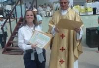Presentes en las Bodas de Oro de la diócesis de Añatuya