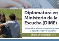 Diplomatura en Ministerio de la Escucha 2019