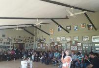 Retiro de Fuego en la escuela Namuncura