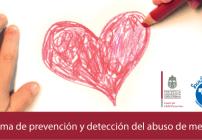 Comienza el Curso de Prevención de abuso de menores