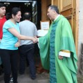 Los sacerdotes del Centro de Espiritualidad Santa María en Chile