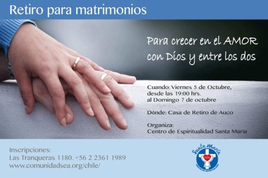 Retiro para matrimonios @ Vitacura | Región Metropolitana | Chile
