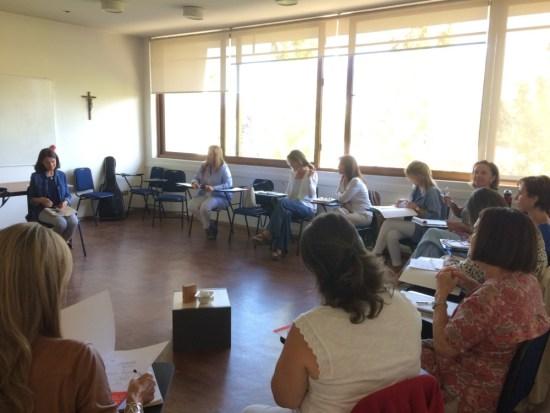 CAE diurno @ Centro de Espiritualidad Santa María Chile