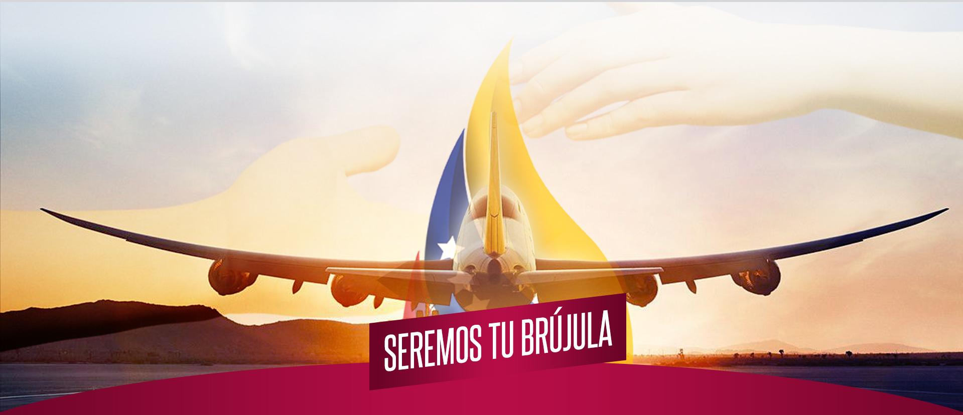 comunidad venezuela - banner