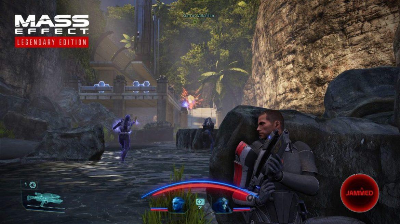 Nuevos detalles sobre Mass Effect Legendary Edition