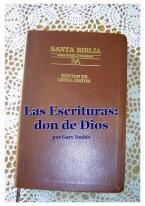 Las Escrituras-don de Dios Web