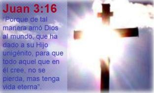 Juan 3,16
