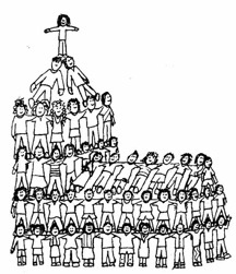 People-of-God the church build with people