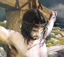 Diying and Living with Jesus-Christ crucified