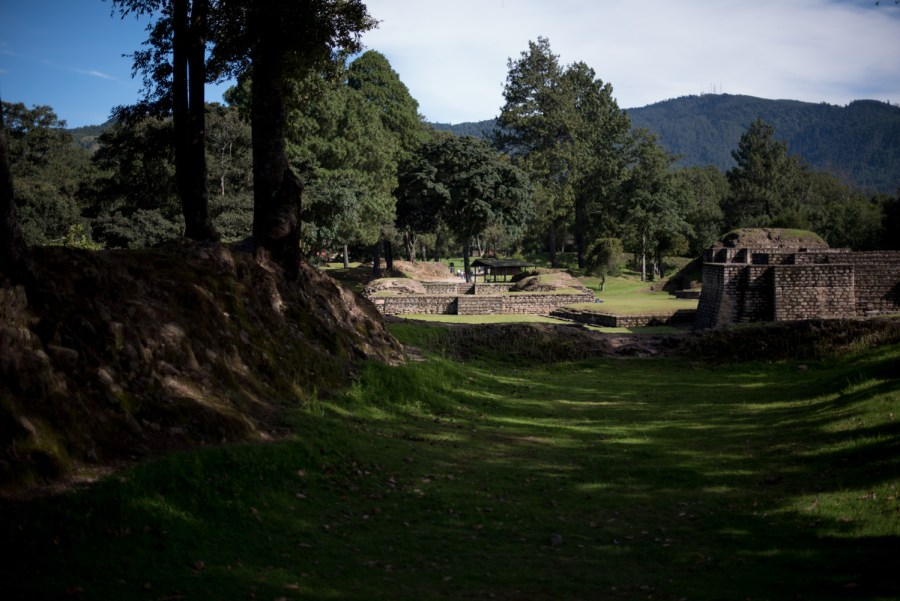 Iximché is a Kaqchikel archeological site in the highlands of Guatemala. Photo: Santiago Billy/comvite