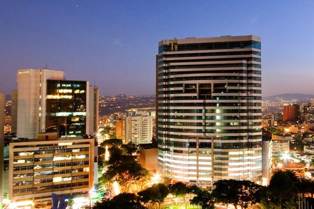Sede de Digitel en Caracas - Foto de r.coppola en Flickr