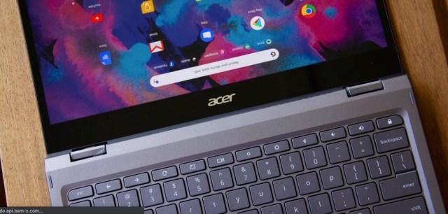 Chromebooks de Acer