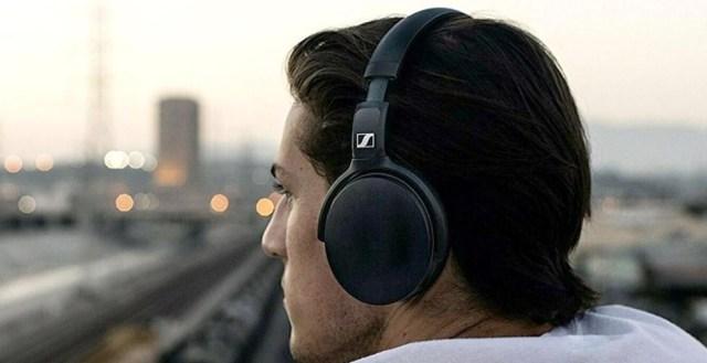 Audífonos marca Sennheiser