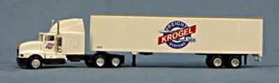 HO Krogel Freight Systems 18 Wheeler (4-9506)
