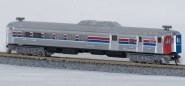 N  BUDD RDC-3 DUMMY Amtrak