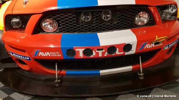 FORD Mustang GT3 VDS Racing Adventure [2007]