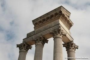 Archeologisch Park Xanten De Haventempel