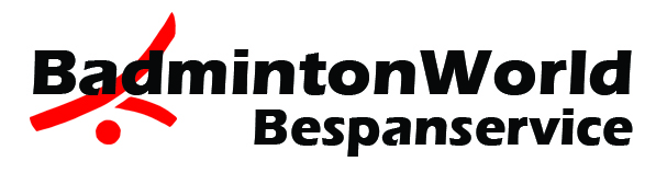 BadmintonWorld Bespanservice