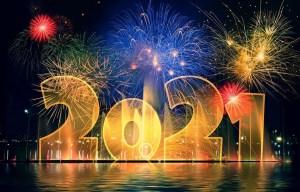 Gelukkig nieuwjaar 2021