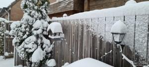 Sneeuw in Tilburg