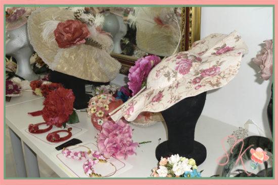 Taller y exposición de Carmen Sanchez en Carmona
