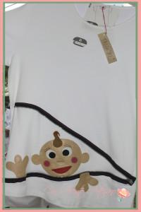 Camiseta para embarazada de Mari Cosi